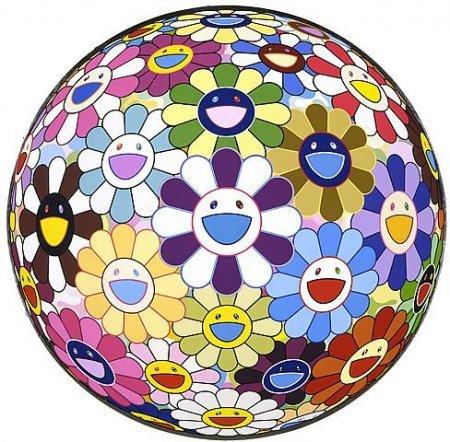 Рецепт успеха – Takashi Murakami. Изображение № 1.