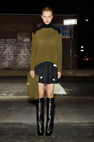 Givenchy Pre-Fall 2012. Изображение № 28.