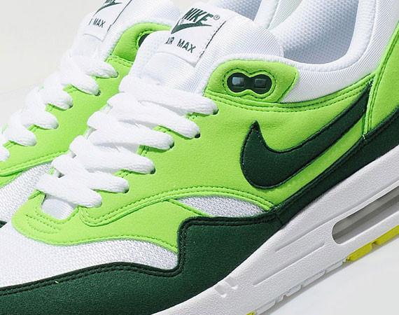 Nike Air Max 1 Gorge Green. Изображение № 1.