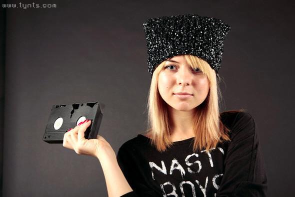 Videotape Hat. Изображение № 1.