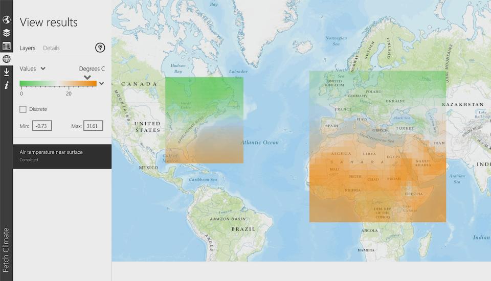 Как Microsoft изучает климат и перепридумывает историю. Изображение № 2.