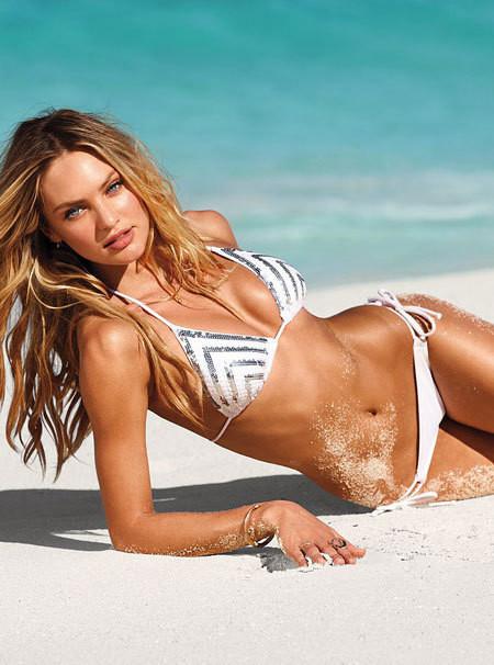 Изображение 12. Новые купальник от Victoria's Secret Лето 2011.. Изображение № 13.