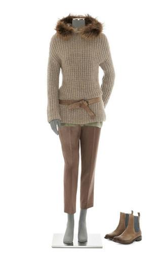 Brunello Cucinelli: лукбук осень-зима 2011/2012. Изображение № 79.