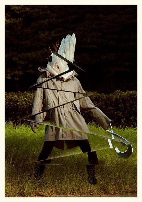 Изображение 1. Концептуальный лукбук Undercover SS 2011.. Изображение № 1.