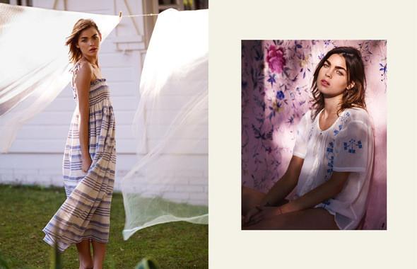 Рекламные кампании: Oysho, Zara и другие. Изображение № 53.