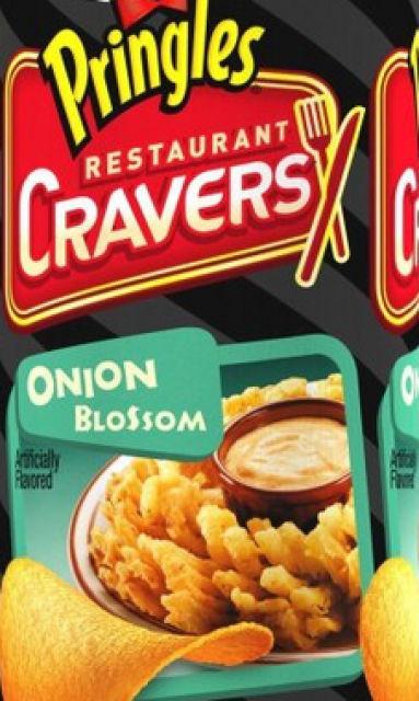 Несъедобное съедобно - какие бывают чипсы. Изображение № 47.