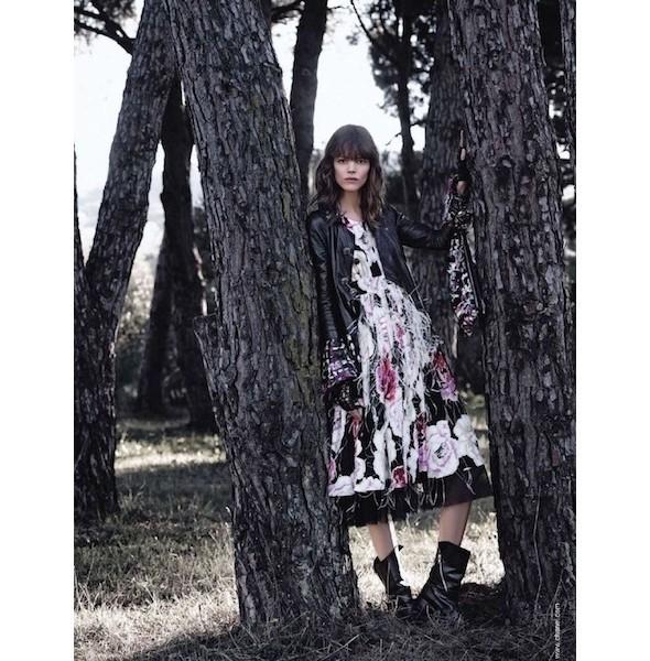 Изображение 12. Рекламные кампании: Chanel, Donna Karan, Stella McCartney и другие.. Изображение № 12.