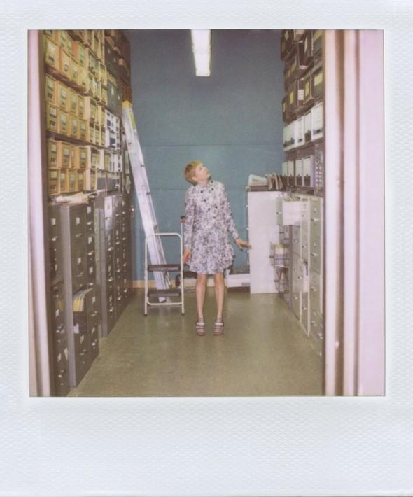 Лукбук: Мишель Уильямс для Boy by Band of Outsiders SS 2012. Изображение № 13.