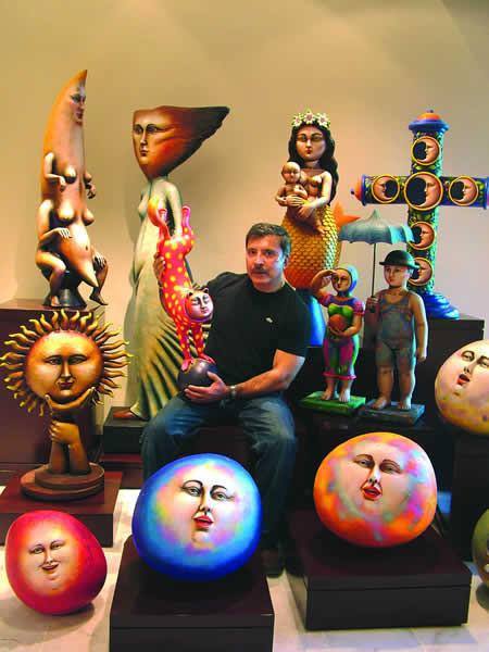 Весь мир Sergio Bustamante. Изображение № 111.