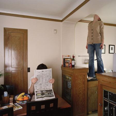 Фред Мурам Целуя потолок. Изображение № 6.