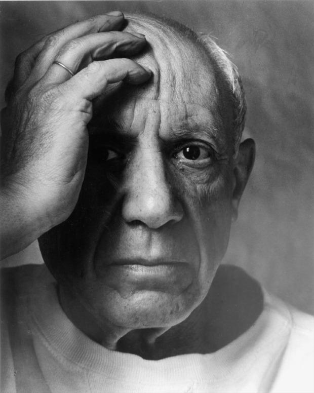 """""""Пабло Пикассо. Параграфы"""". Изображение № 7."""