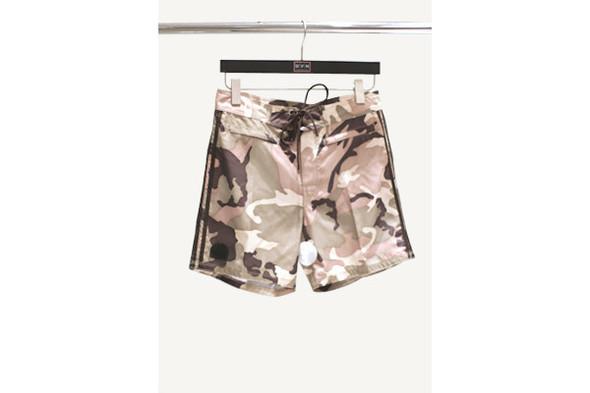 SundekbyNeilBarrett, плавки-шорты 4,390 руб. Изображение № 12.