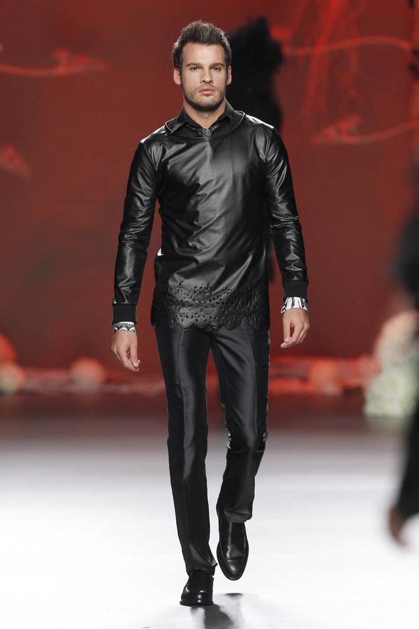 Madrid Fashion Week A/W 2012: Francis Montesinos. Изображение № 14.