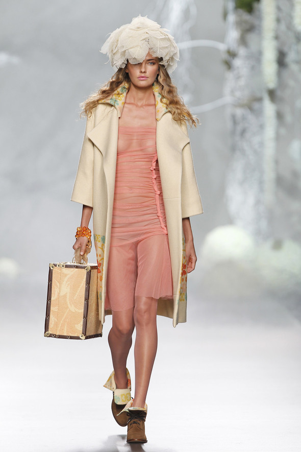 Madrid Fashion Week A/W 2012: Francis Montesinos. Изображение № 1.