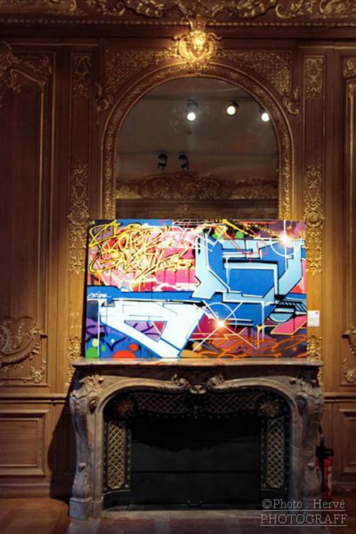 Граффити-аукцион. Изображение № 24.