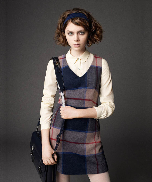FRED PERRY AW11 LAUREL WREATH COLLECTION «ШАХ И МАТ». Изображение № 4.