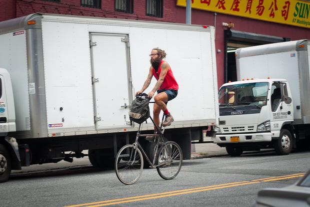 TravelWord: Лена Шкода о Нью-Йорке. Изображение № 1.