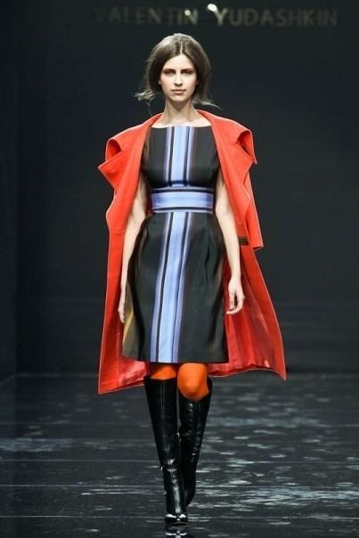 Изображение 2. Volvo Fashion Week. День 1. Valentin Yudashkin fall-winter 2011/12.. Изображение № 2.
