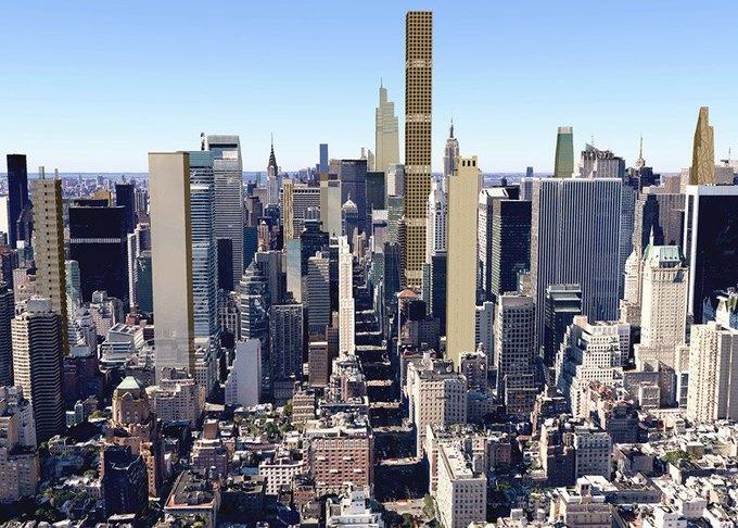 Концепт: как будет выглядеть Манхэттен в 2018 году. Изображение № 3.