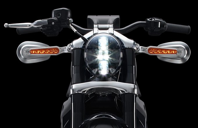 Harley-Davidson показал свой первый электробайк. Изображение № 11.