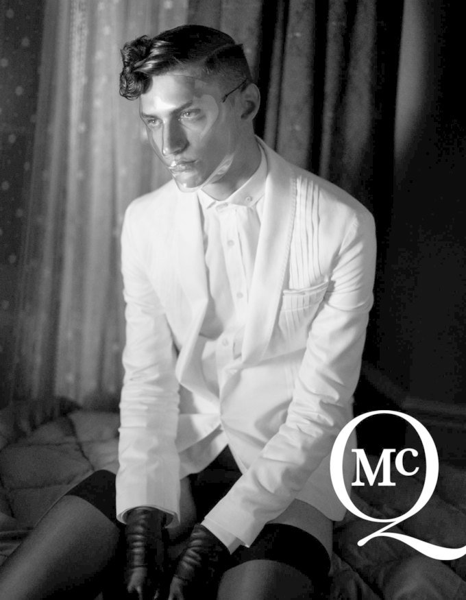 Alexander McQueen, Celine и LUBLU Kira Plastinina показали новые кампании. Изображение № 16.
