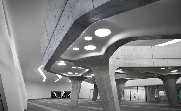 Заха Хадид открыла культурный центр в Сеуле. Изображение № 4.