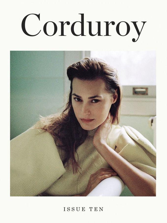 Показаны новые обложки Corduroy, Metal, Tush и других журналов. Изображение № 10.