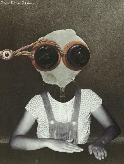 Клей, ножницы, бумага: 10 современных художников-коллажистов. Изображение № 2.