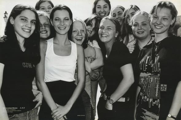 Первый номер Vogue Russia. PART 2. Изображение № 10.
