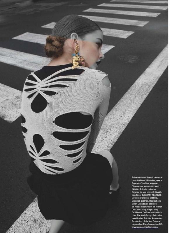 Съёмки: Russh, Vogue и другие. Изображение № 34.