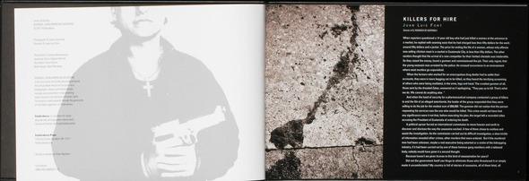 Закон и беспорядок: 10 фотоальбомов о преступниках и преступлениях. Изображение № 38.