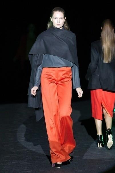Изображение 9. Volvo Fashion Week. День 2. Cyrille Gassiline FW 2011.. Изображение № 9.