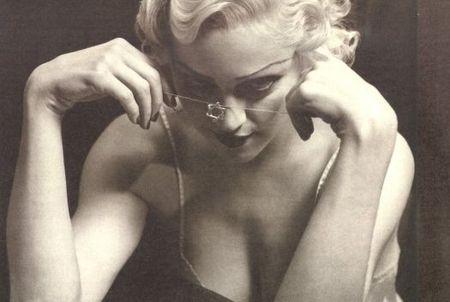 Мадонна встиле ретро. Изображение № 2.