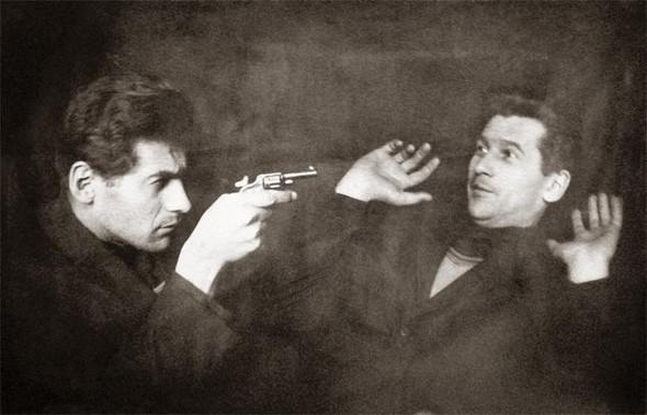 Домашние фото-эксперименты вдовоенном СССР. Изображение № 3.