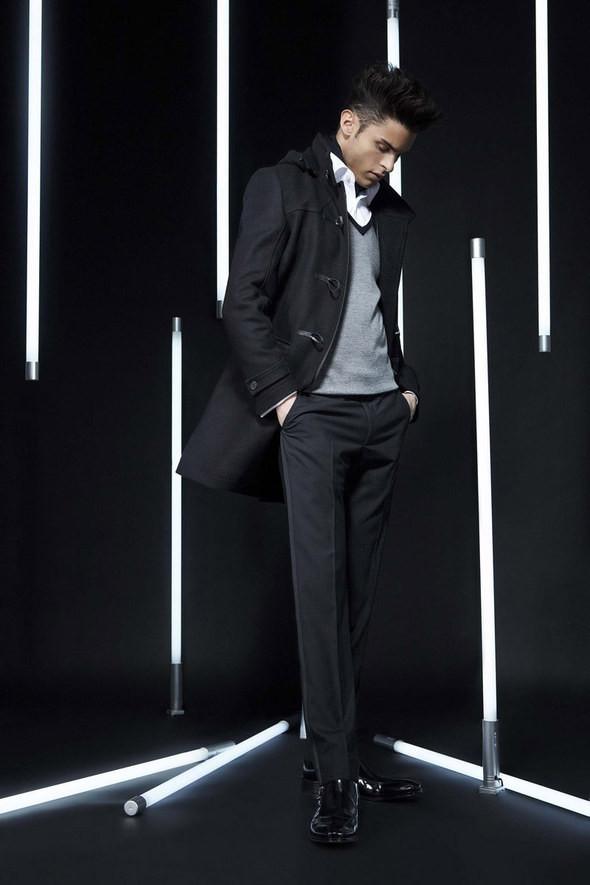 Изображение 19. Лукбуки: Bergdorf Goodman, Lagerfeld и Armani Exchange.. Изображение № 19.