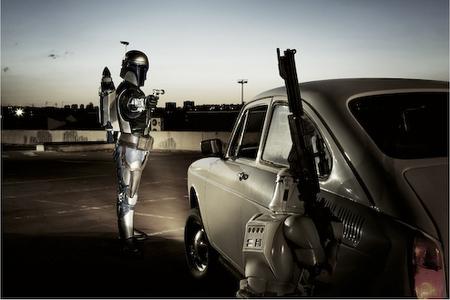 Звёздные Войны впригороде Парижа. Изображение № 9.