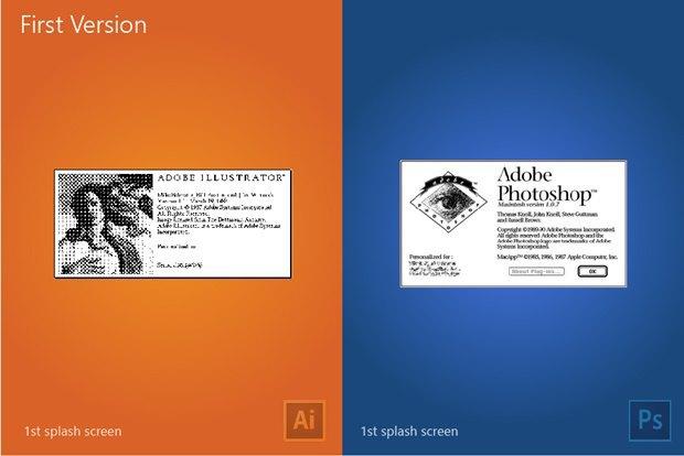 Дизайнер сравнил работу вPhotoshop и Illustrator на13постерах . Изображение № 12.