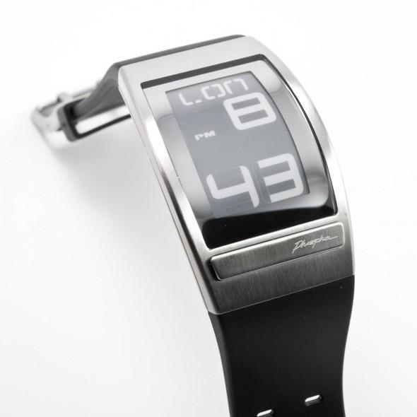 Изображение 5. Часы Phosphor WORLD TIME с дисплеем из электронной бумаги.. Изображение № 7.