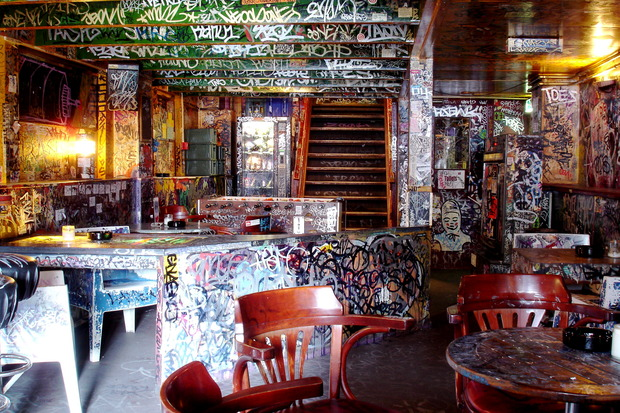 "Амстердамские ""Coffee Shops"". Изображение № 4."