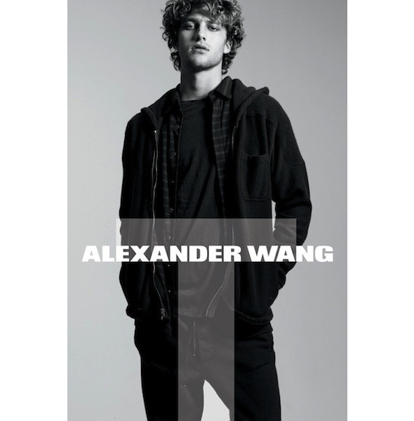 Новые кампании: Alexander Wang, Aquascutum, Lanvin. Изображение № 26.