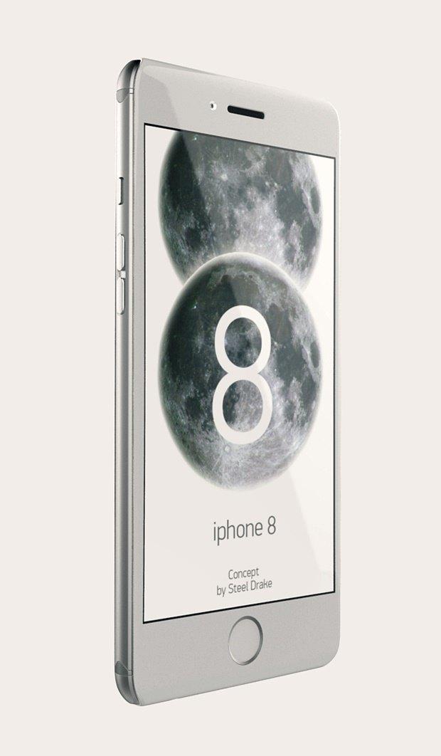 Дизайнер из Киргизии создал концепт iPhone 8. Изображение № 18.