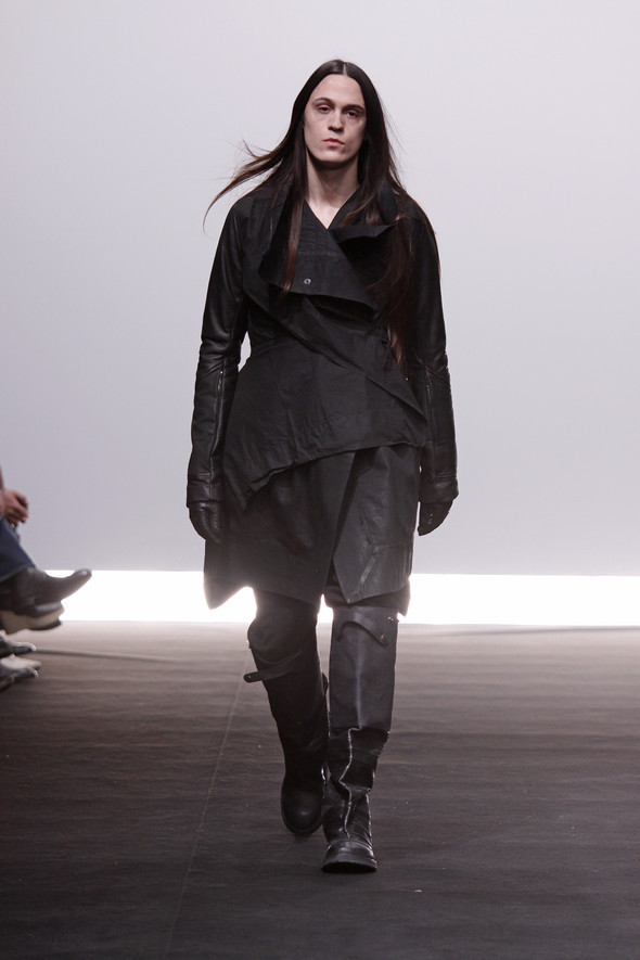 Rick Owens Fall Winter 2009 2010. Изображение № 39.