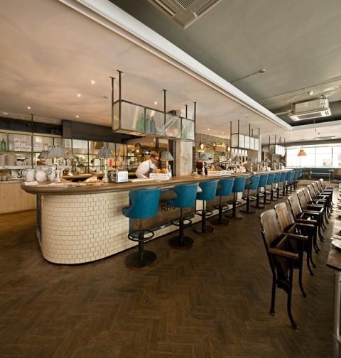 Место есть: Новые рестораны в главных городах мира. Изображение № 87.