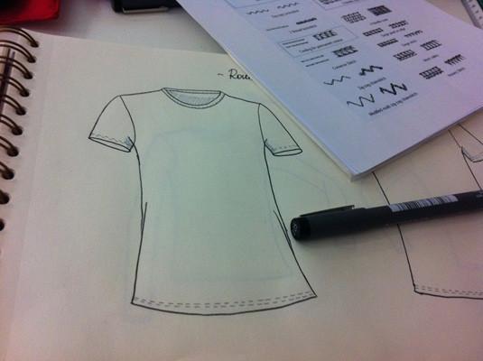Дневник студента: Будни будущего фэшн-дизайнера. Изображение № 44.