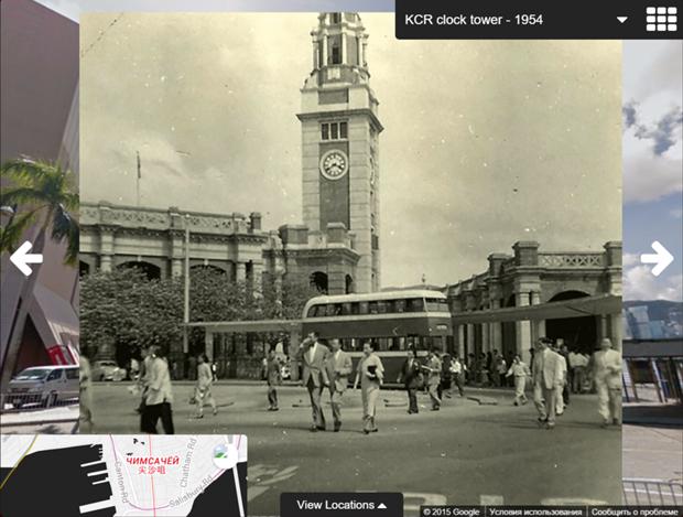 Часовая башня, 1954. Изображение № 5.