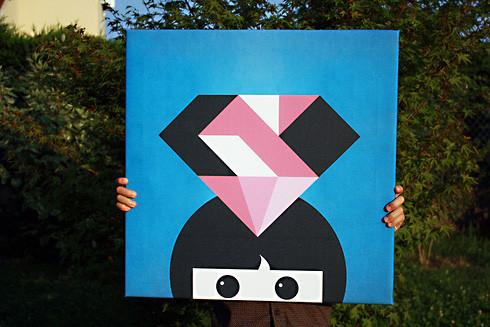 Абстрактное граффити: Стрит-художники об улицах, публике, опасности и свободе. Изображение № 65.