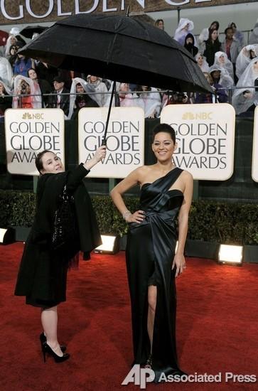 Лауреаты премии «Золотой Глобус»-2010. Изображение № 31.