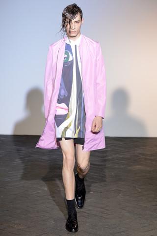Неделя мужской моды в Париже: День 1. Изображение № 21.