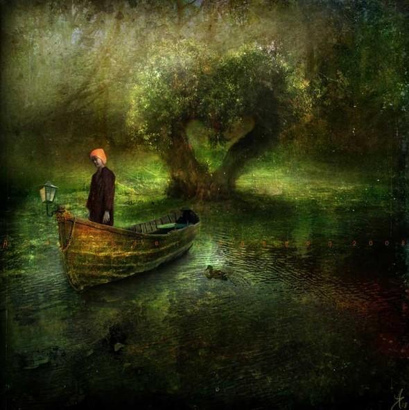 Мистический мир. Alexander Jansson. Изображение № 20.