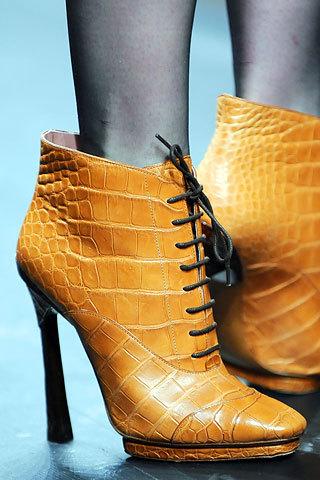 Обувь осень-зима 2008–2009. Изображение № 2.